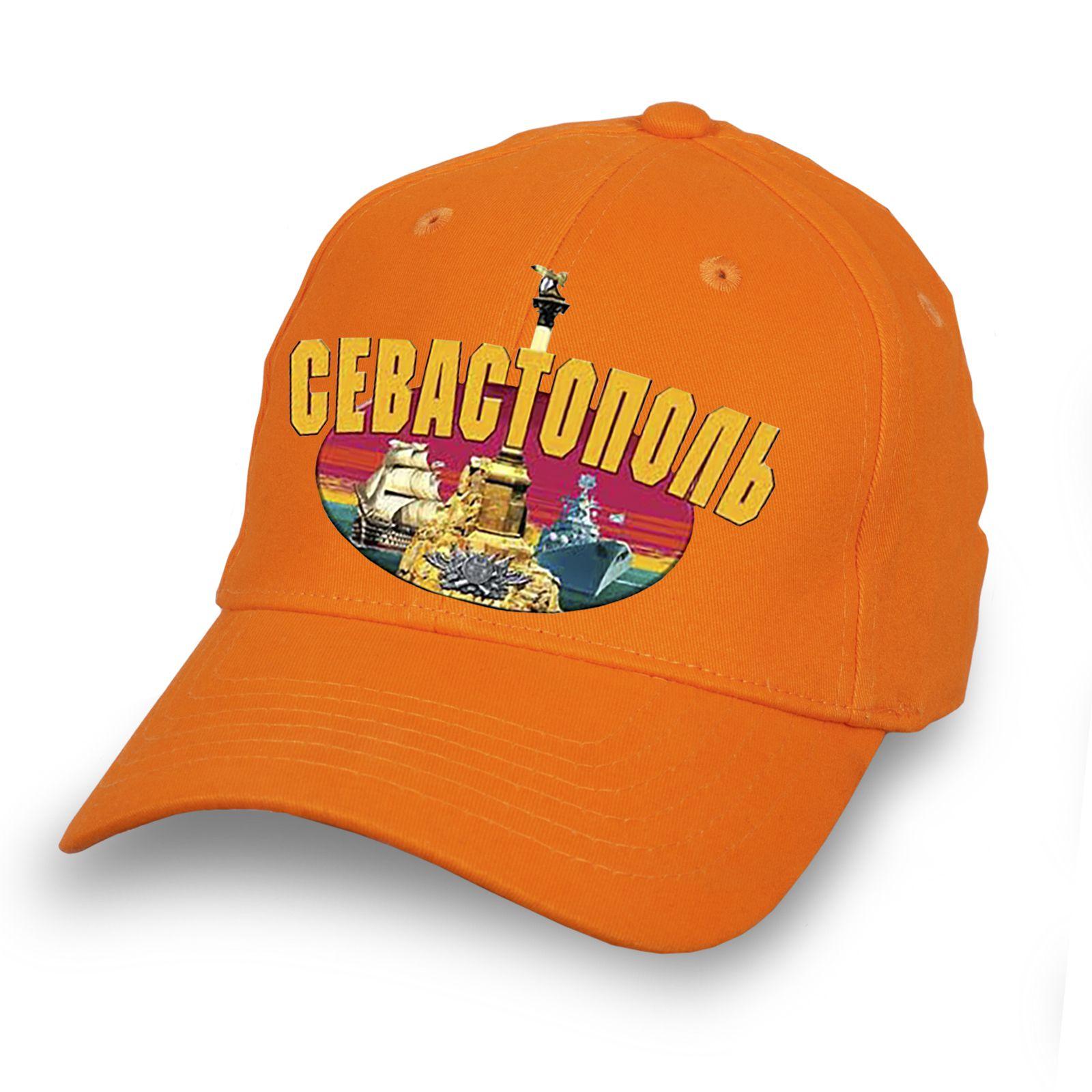 Кепка для туристов Севастополя - купить онлайн недорого