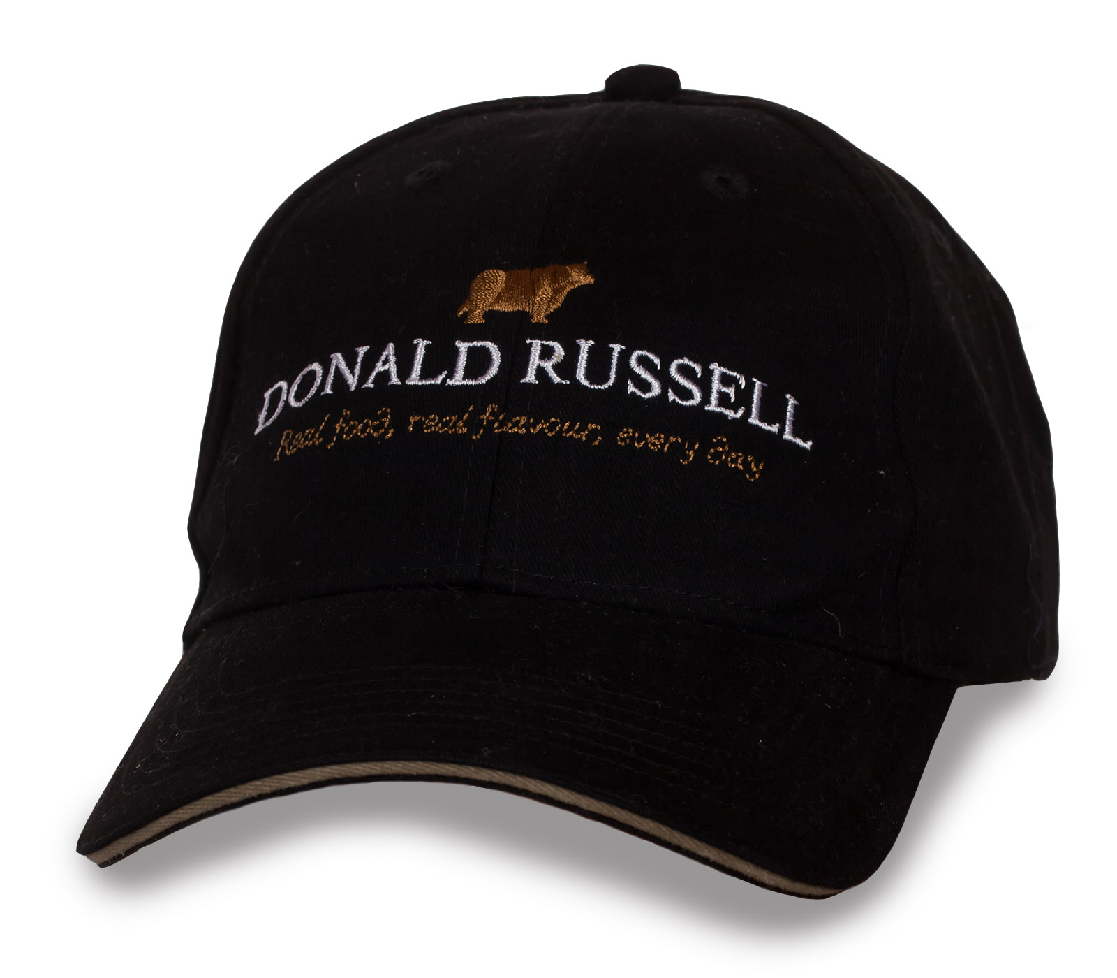 Кепка DONALD RUSSELL