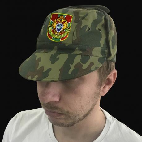 Камуфляжная кепка с эмблемой «Пограничная служба»