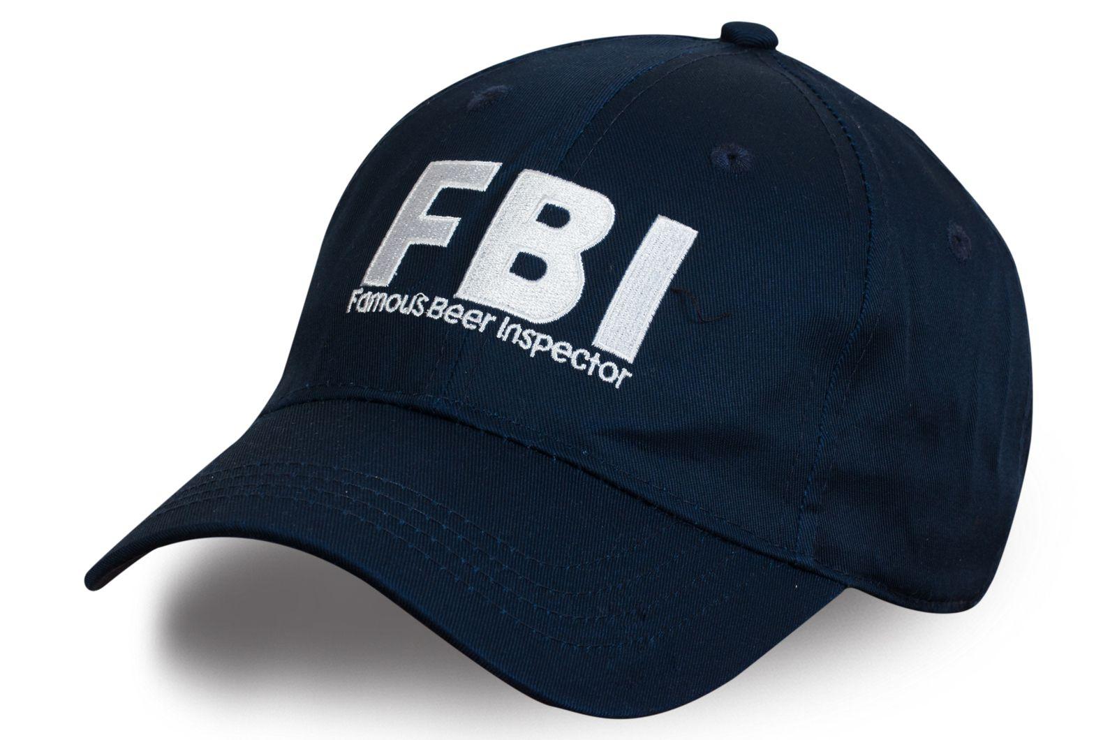 Кепка FBI - купить в интернет-магазине с доставкой