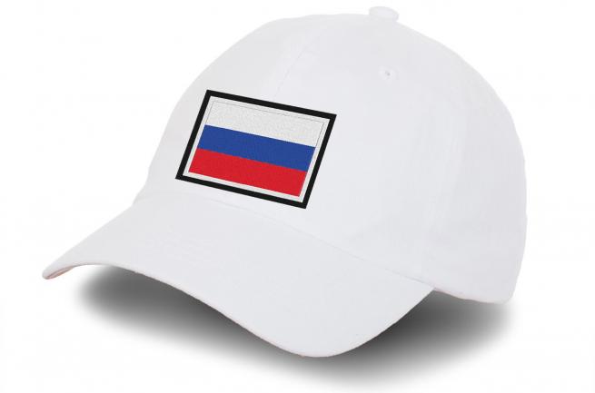 """Кепка """"Флаг России"""" - купить по низкой цене"""