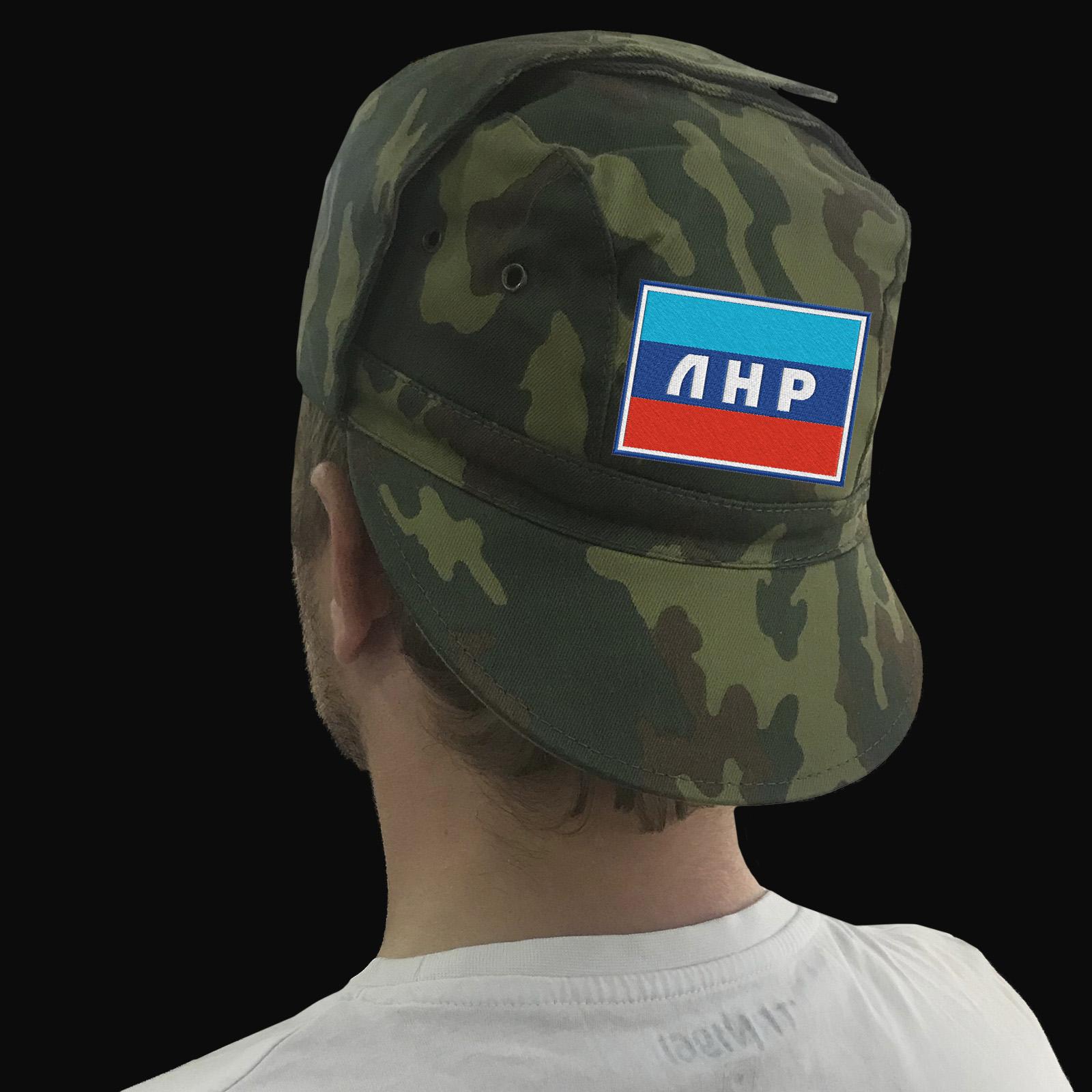 Купить в интернет магазине милитари кепку ЛНР