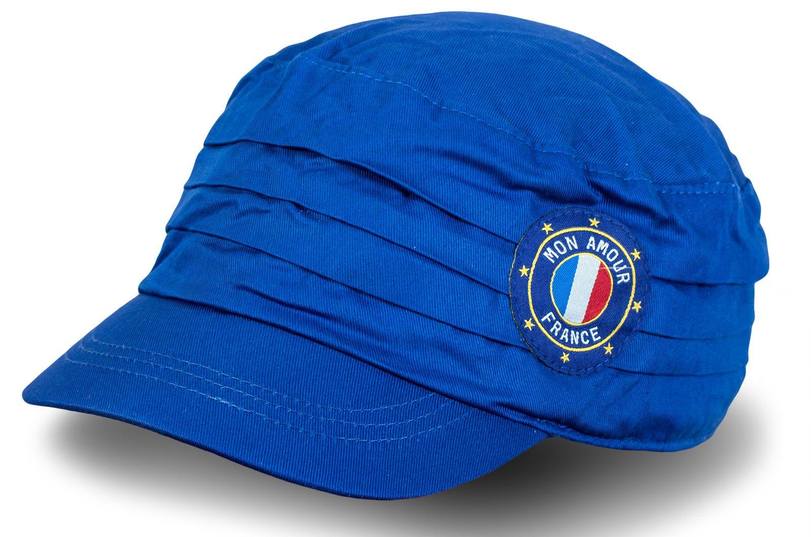 Кепка Франция | Купить кепки-немки с доставкой