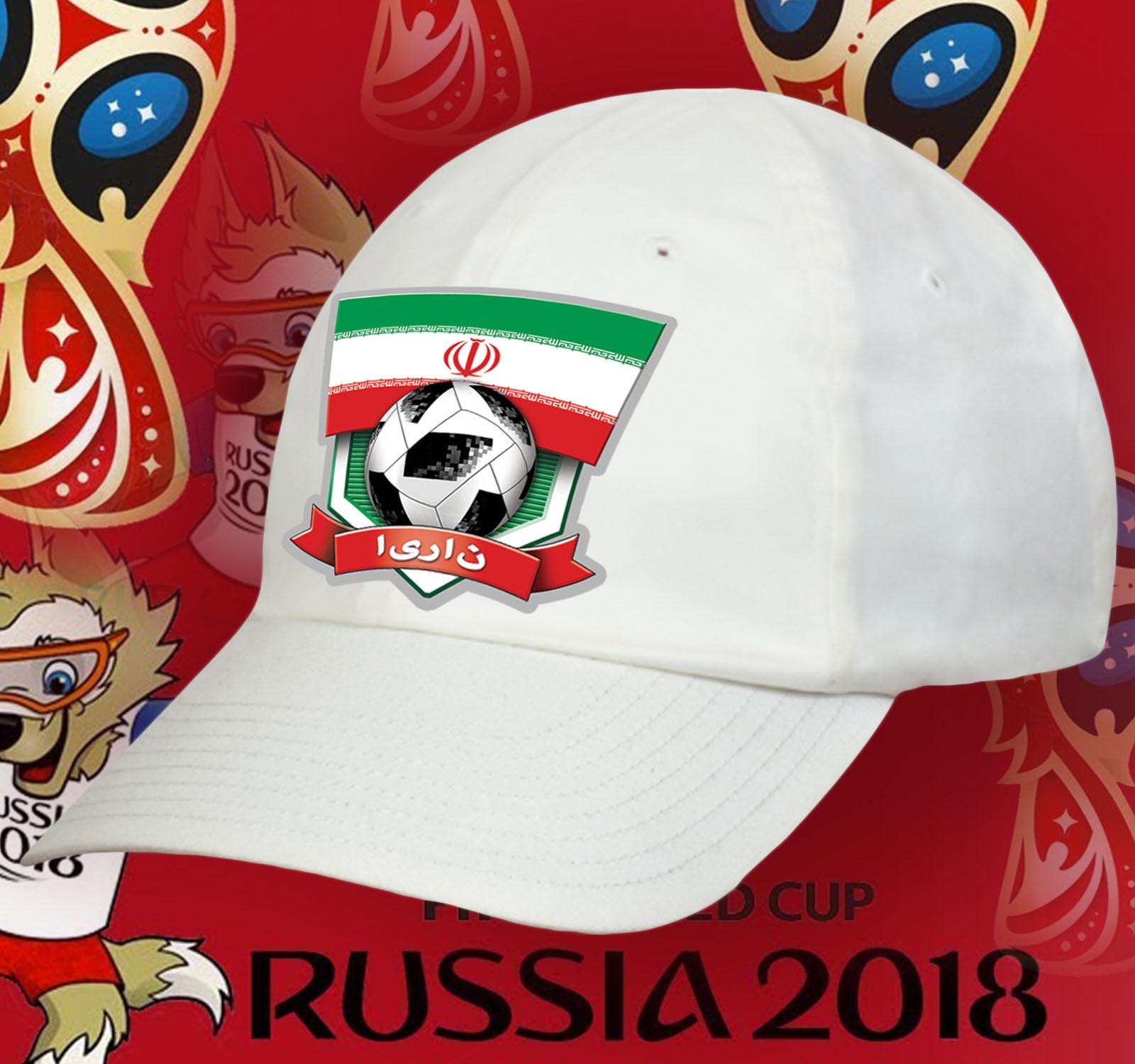 Кепка футбольного болельщика сборной Ирана