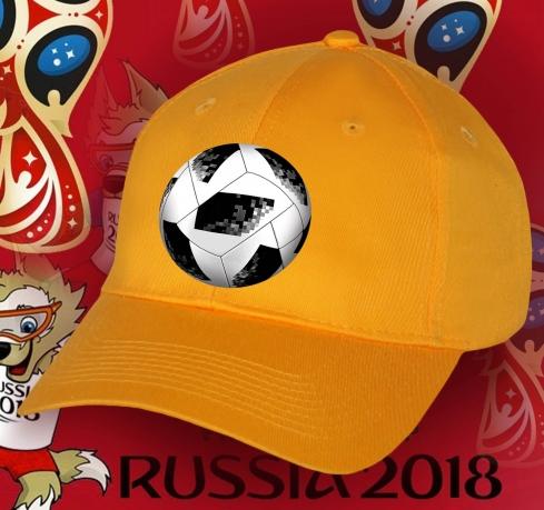 Кепка футбольного фаната