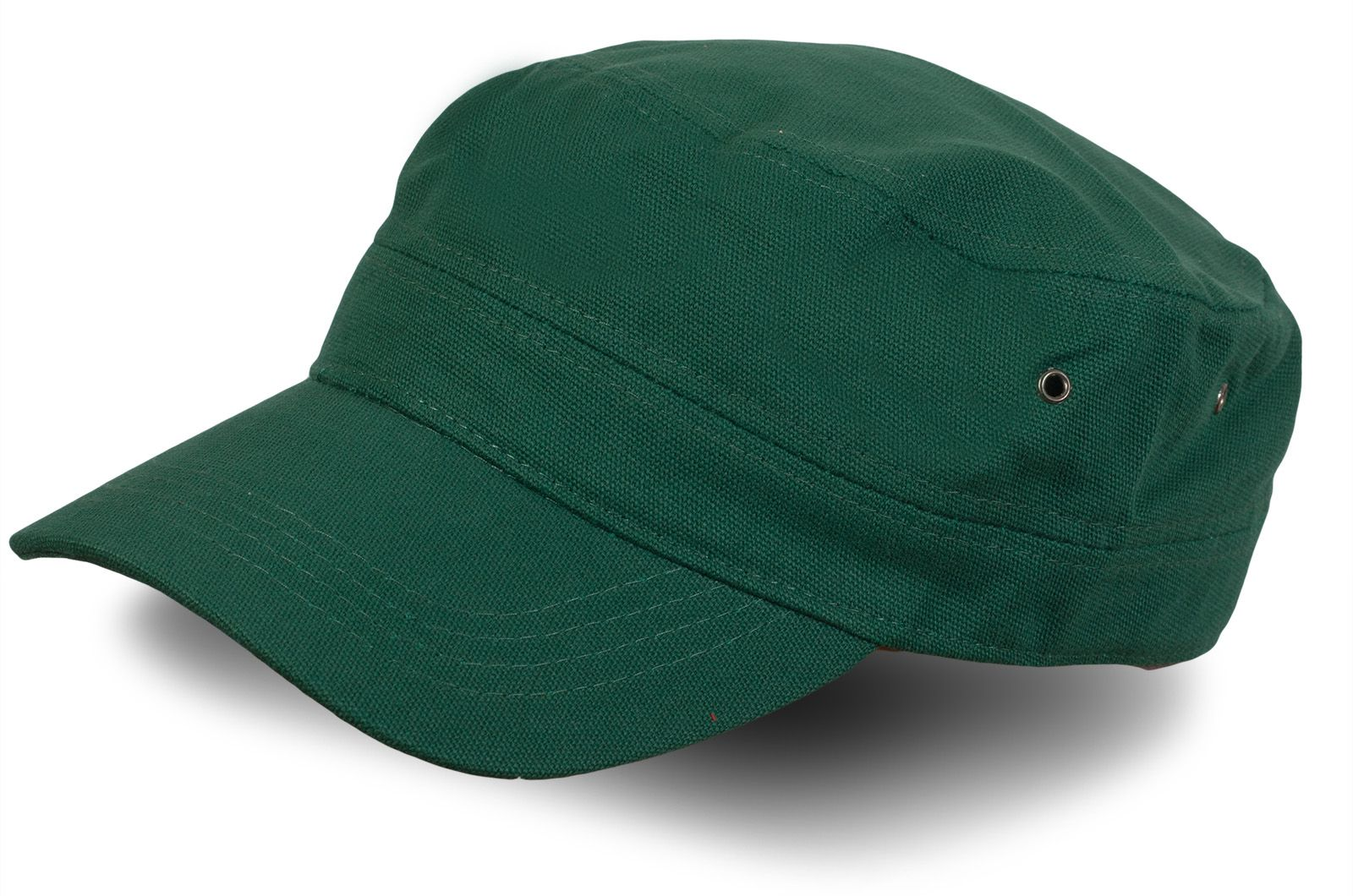 Кепка кадетка зелёная - купить по низкой цене