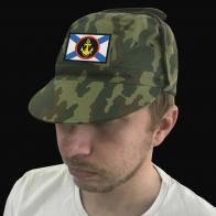 Мужская кепка-камуфляж с символикой Морской Пехоты.