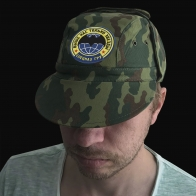 Мужская кепка камуфляж Спецназа ГРУ