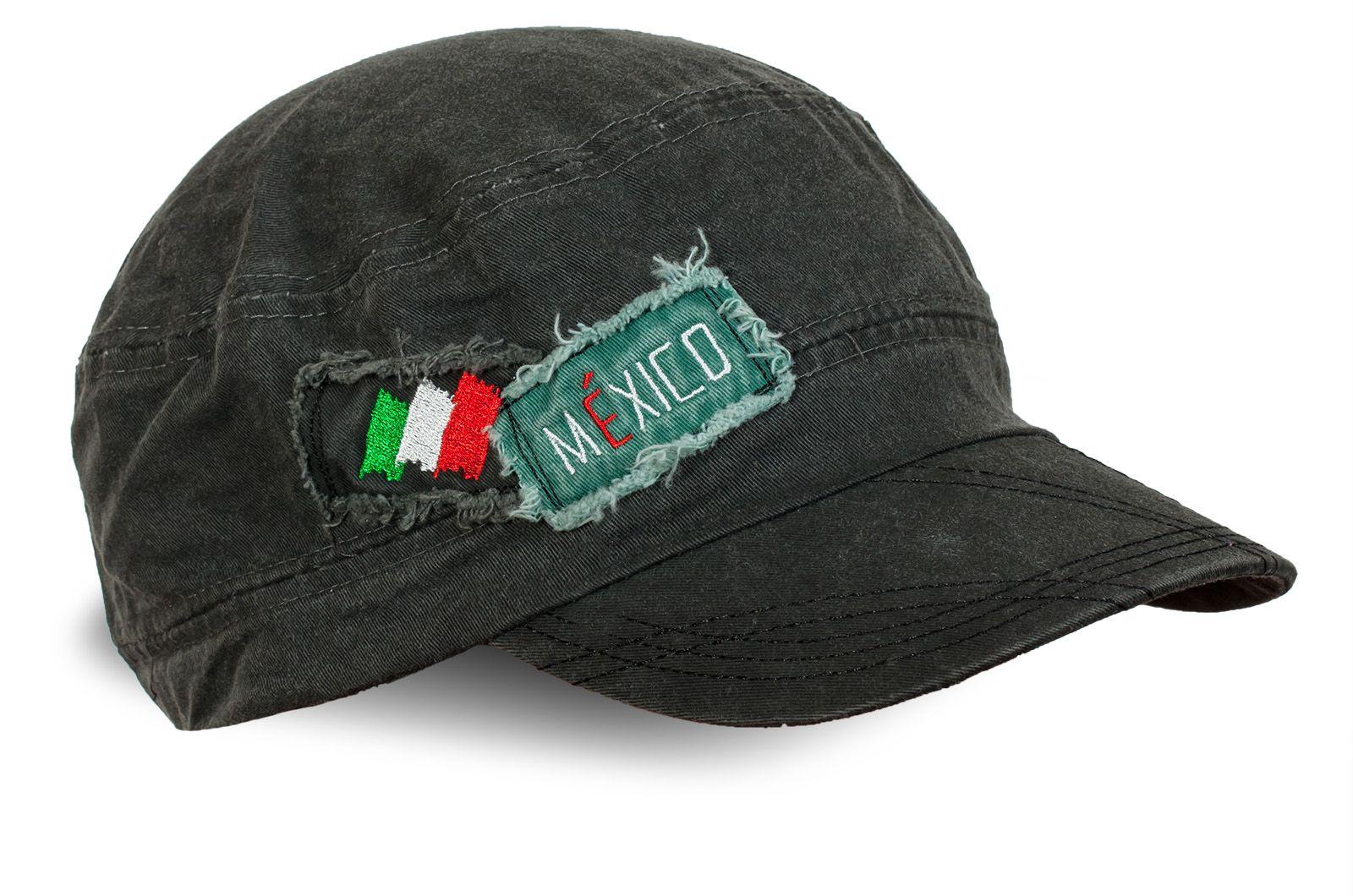 Кепка Mexico | Купить молодёжную кепку по выгодной цене