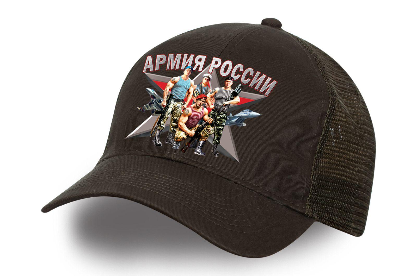 """Кепка милитари """"Российские военные"""" - купить с доставкой"""