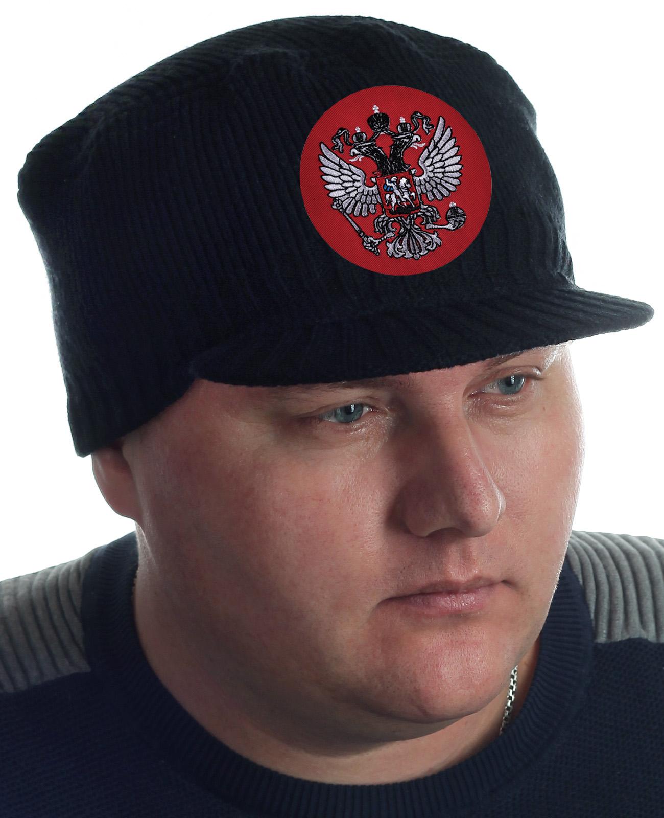 Модные мужские вязаные шапочки Miller Way