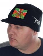 Мужская вязаная кепка Miller Way с флагом Пограничных войск
