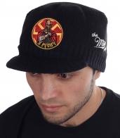 Стильная кепка Miller Way для парней с нашивкой «Я Русич!»