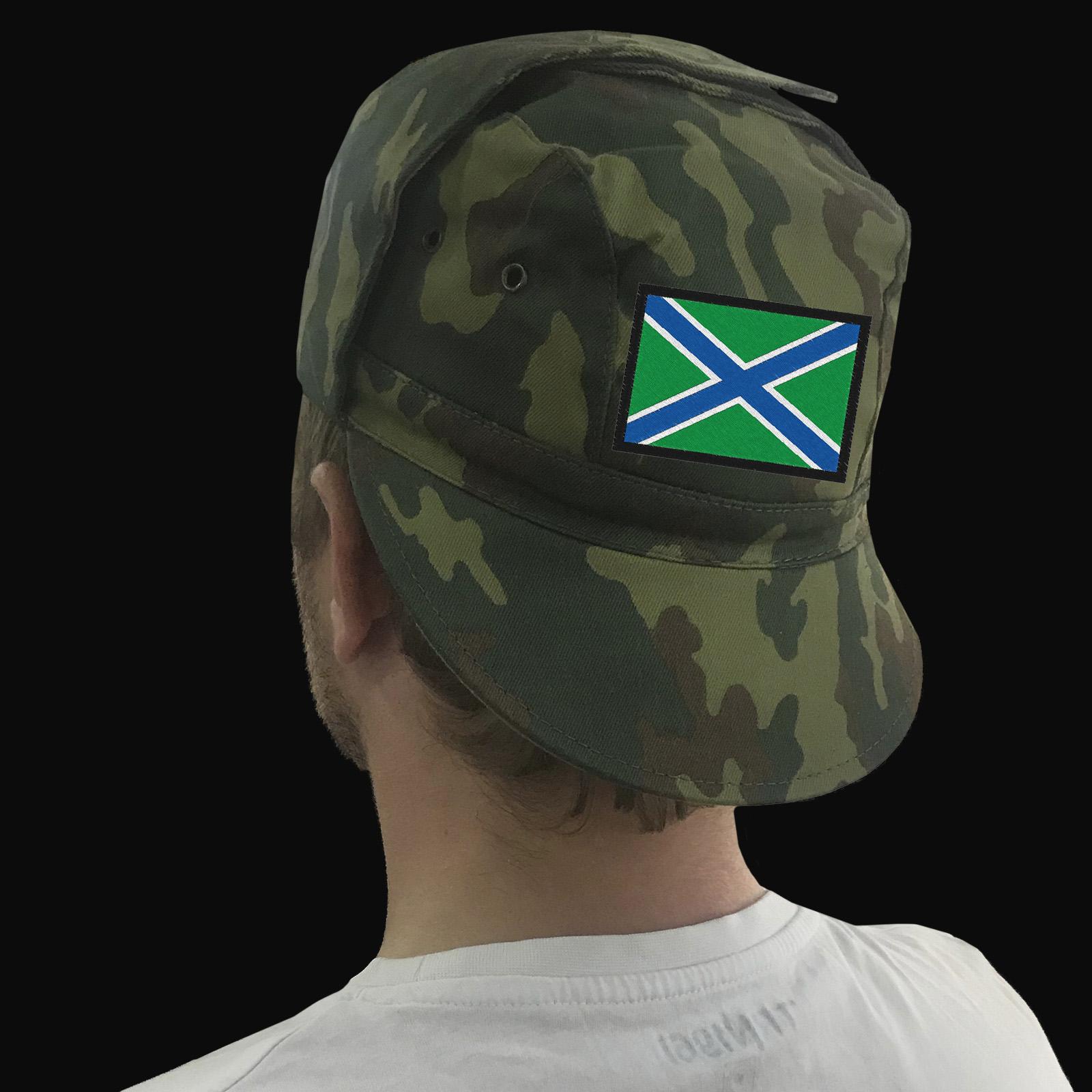 Пограничные кепки в защитной расцветке – наличие