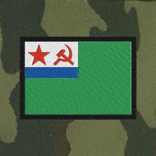 Армейская кепка с шевроном «Морчасти Погранвойск СССР».