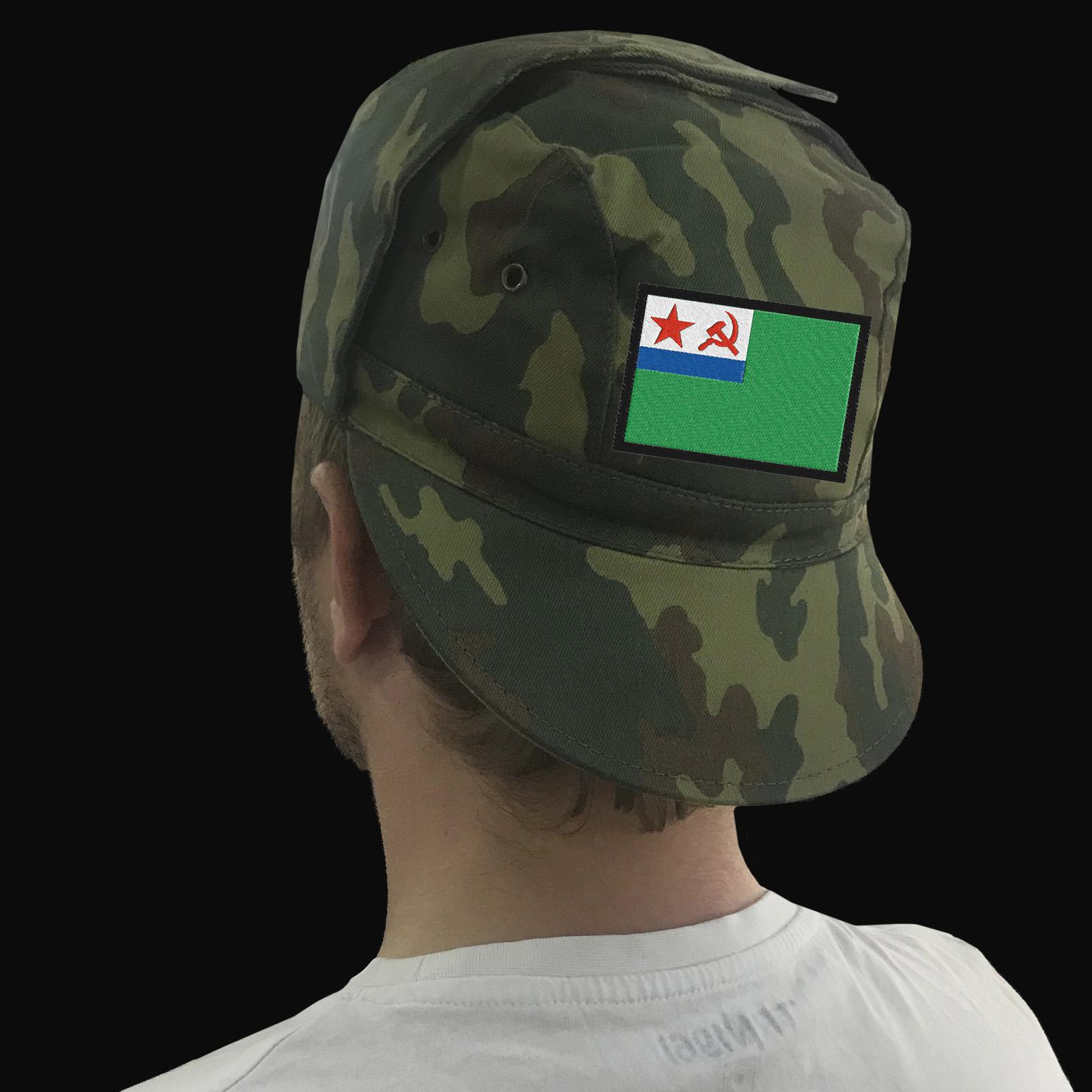 Мужская пограничная кепка – статусно, удобно и недорого