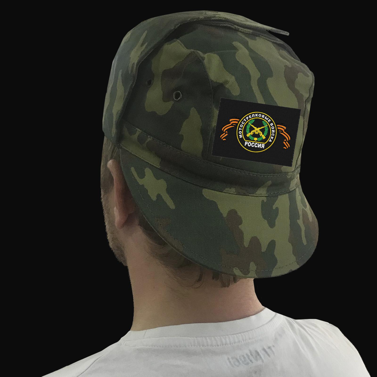 Милитари кепки с символикой различных родов войск РФ – наличие