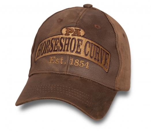 Кепка мужская HORSESHOE CURVE
