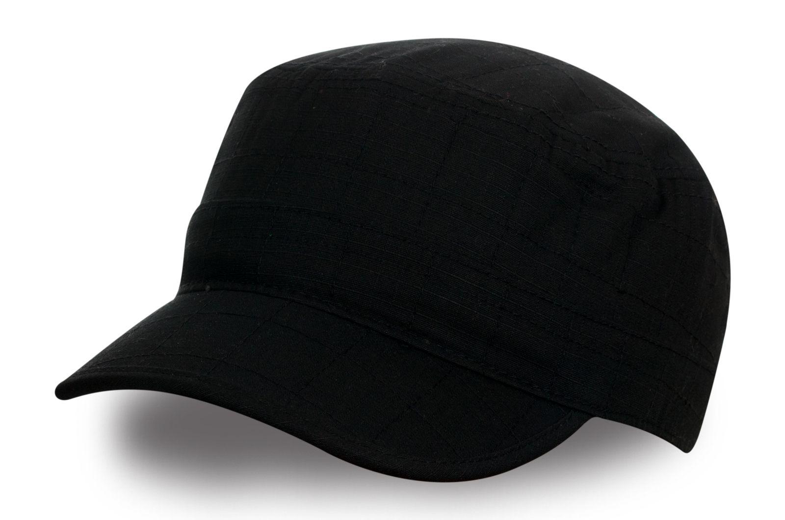 Кепка-немка черная - купить в интернет-магазине с доставкой