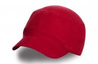 Кепка-немка красная