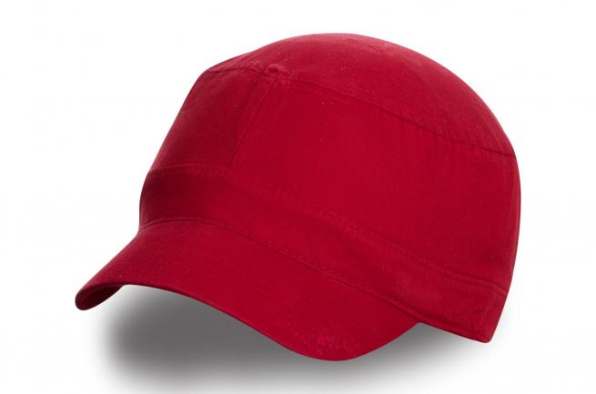 Кепка-немка красная - купить в интернет-магазине с доставкой