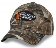 Кепка охотничья от бренда WICKED WING ™