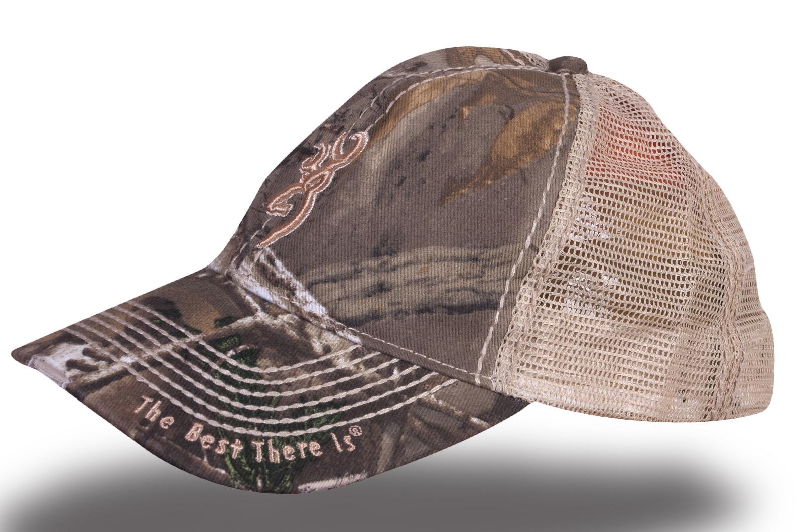 Кепка охотника с сеткой - купить в интернет-магазине с доставкой