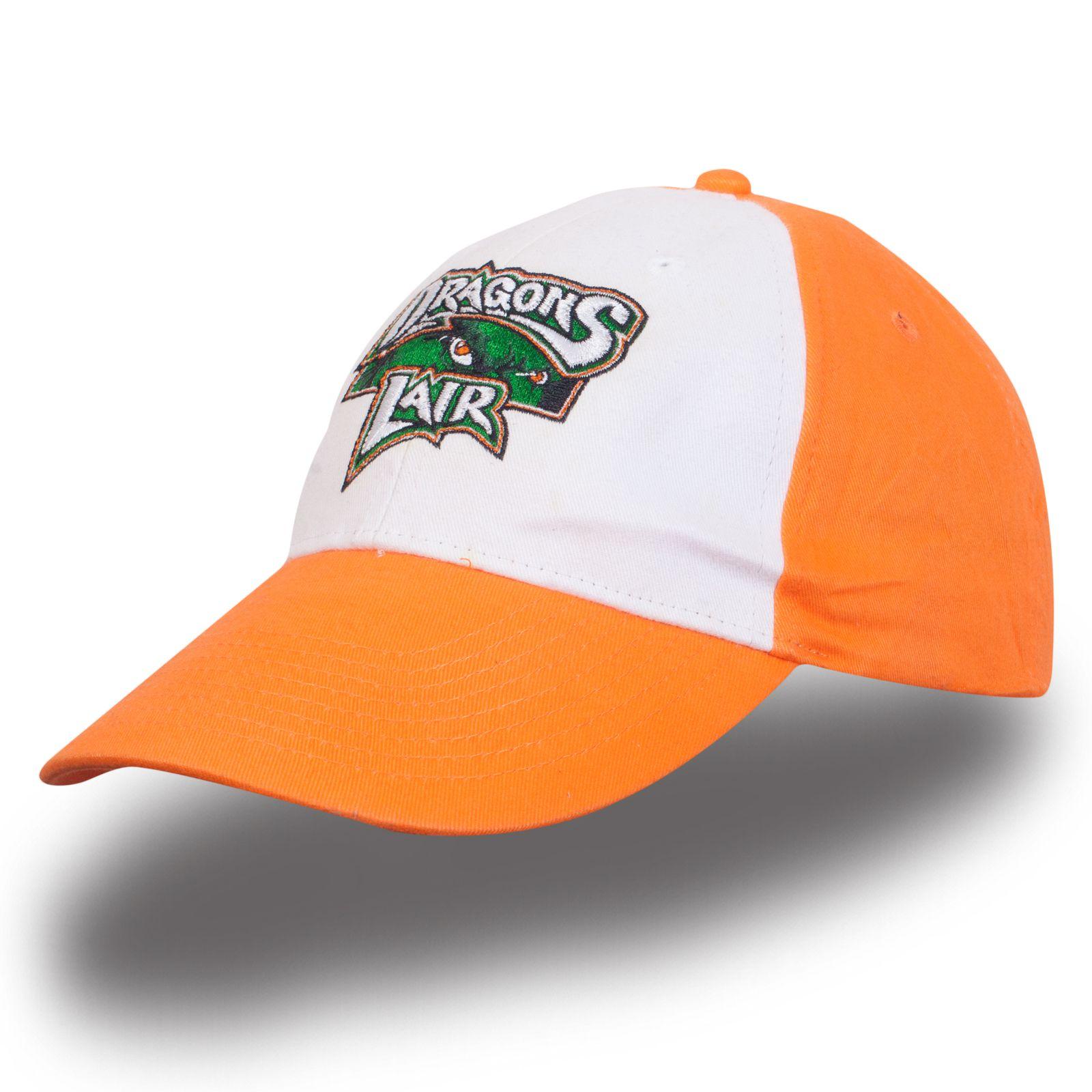 Кепка оранжевая - купить в интернет-магазине с доставкой