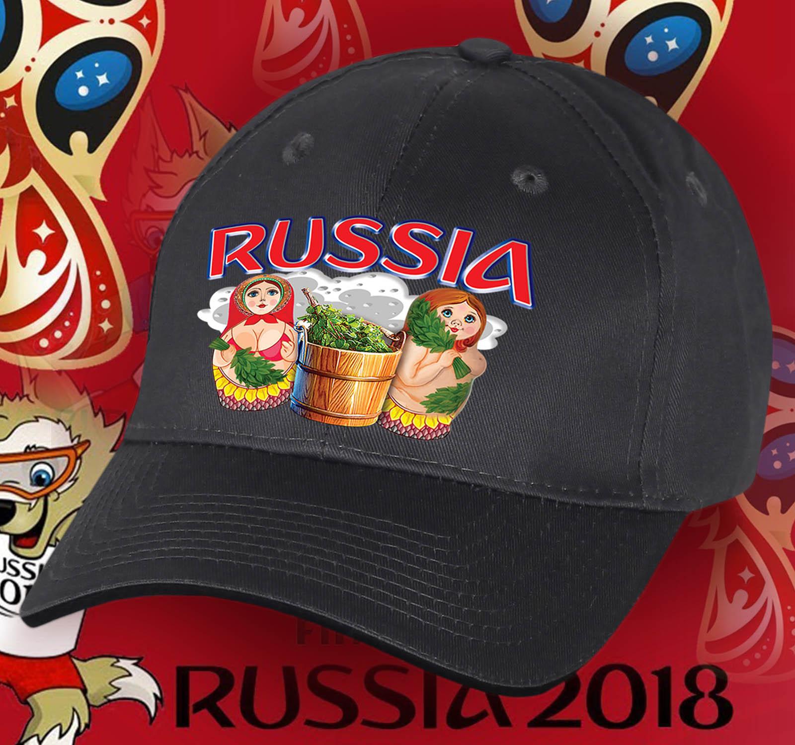 Стильная кепка для патриотов России