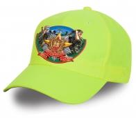 Живая и настоящая кепка с пограничной символикой