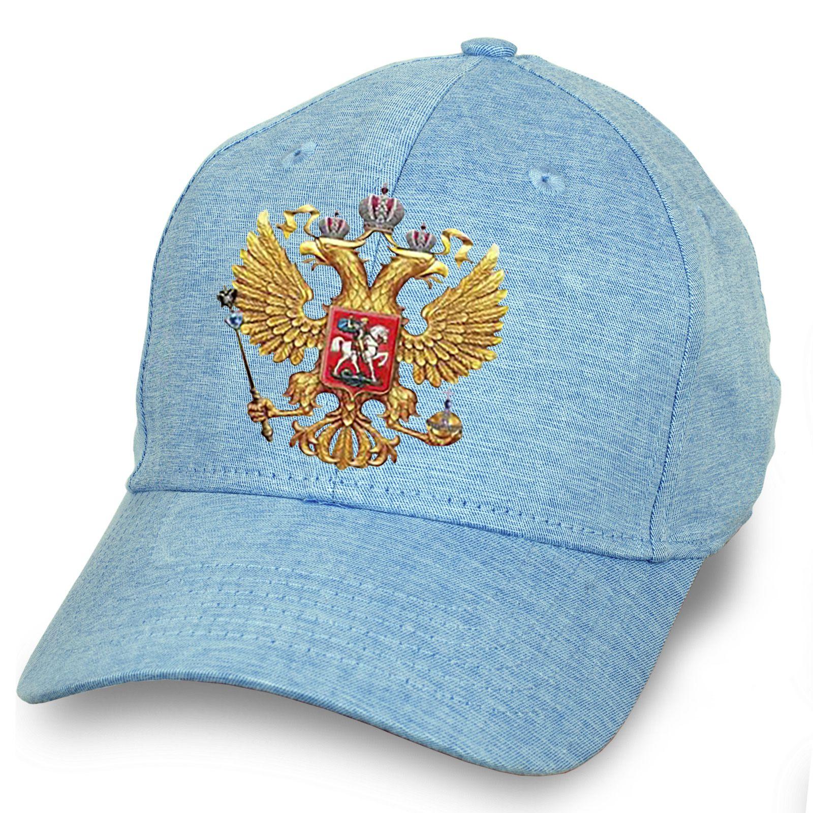 """Кепка """"Российский герб"""" - заказать с доставкой"""