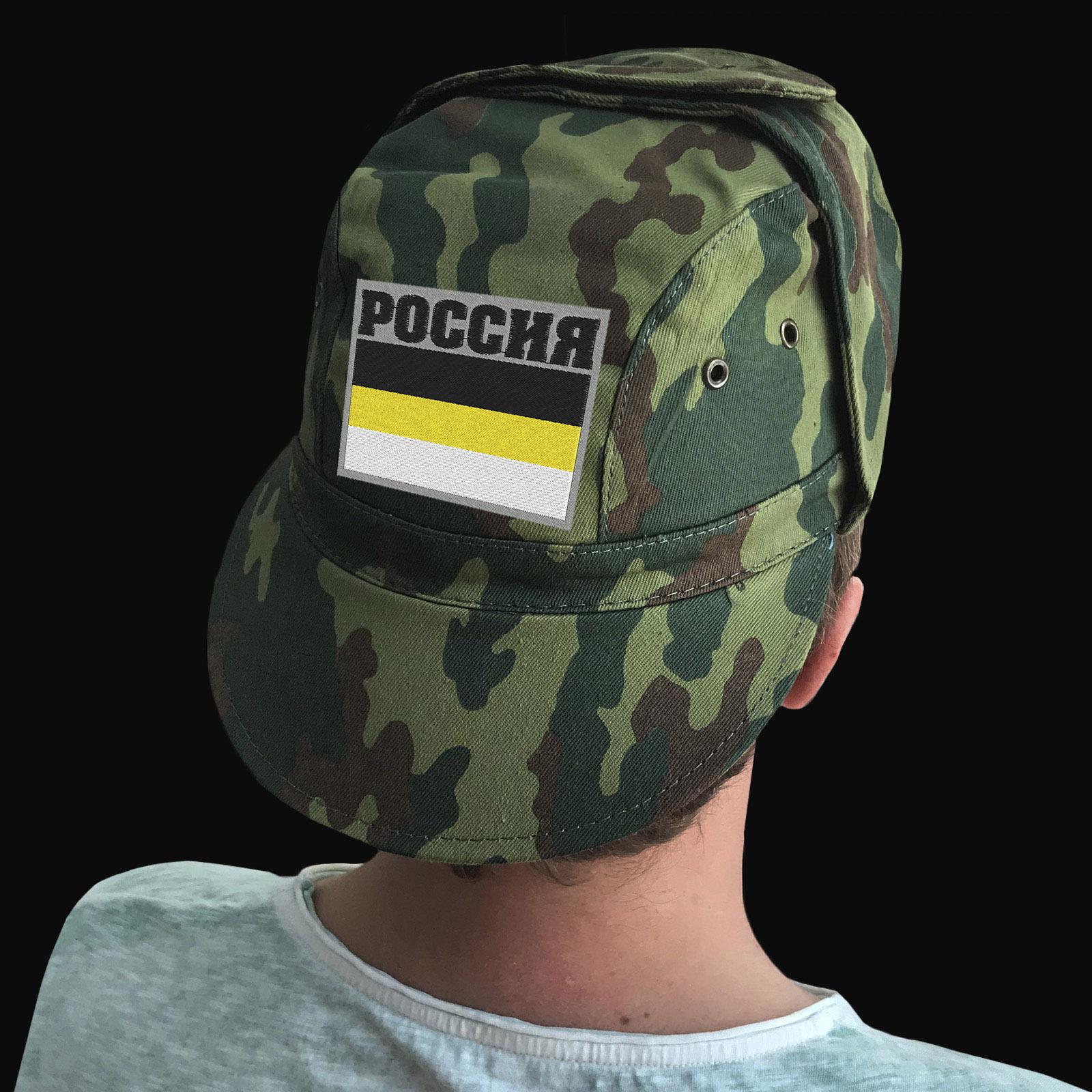 Купить кепку с шевроном России – доставка по РФ и самовывоз из Москвы
