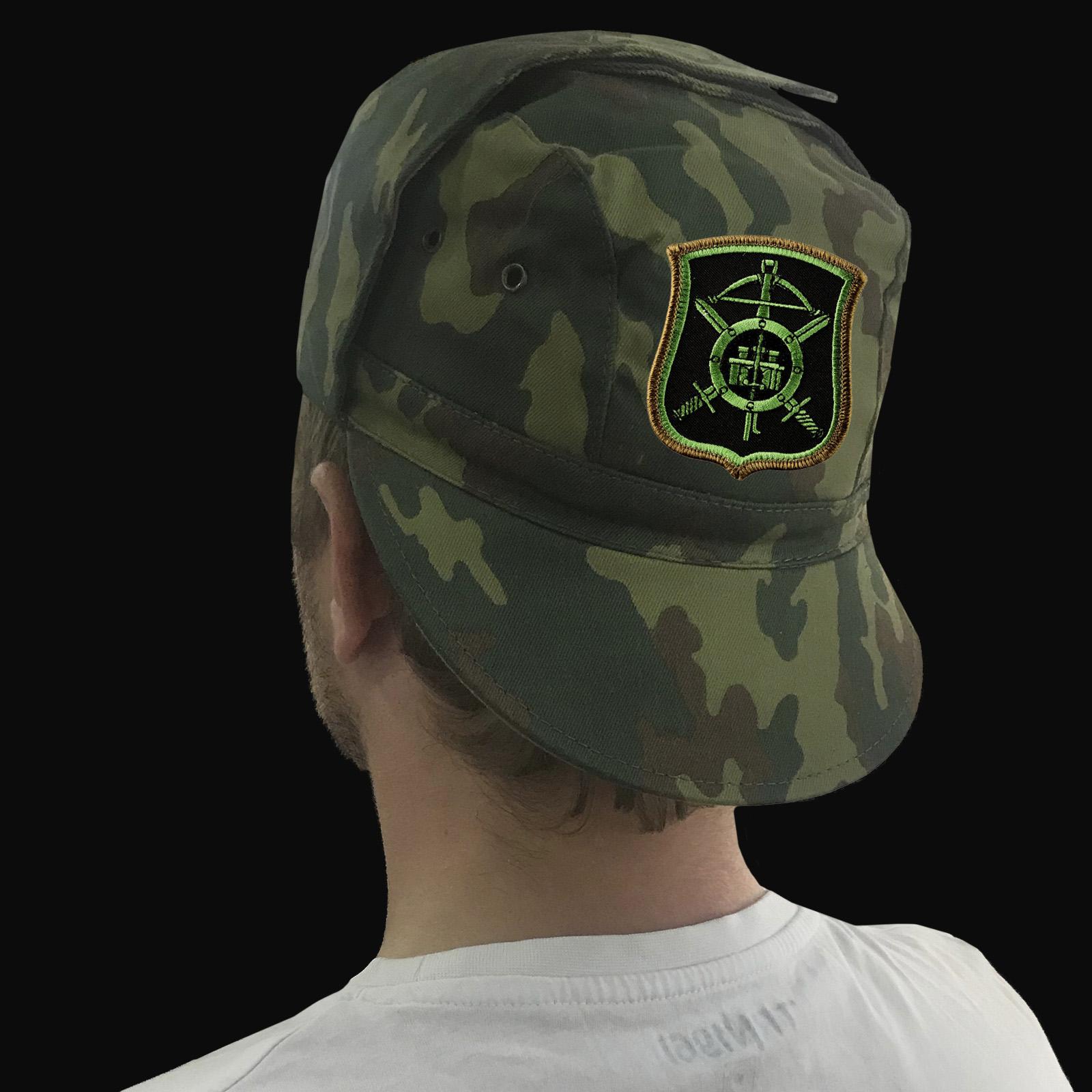 Купить кепку с вышитой символикой Ракетных войск стратегического назначения