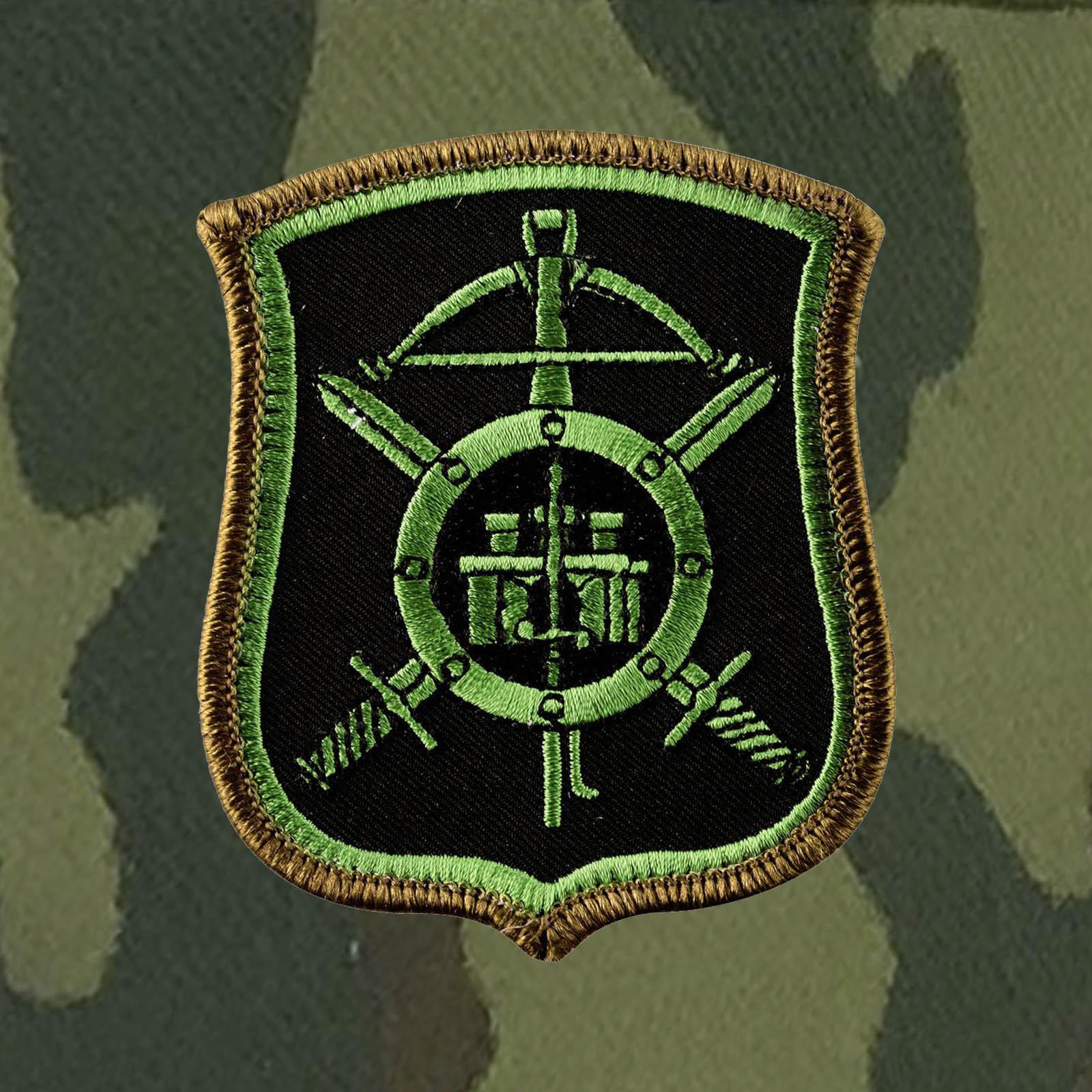 Армейская кепка РВСН с эмблемой 14-ой ракетной дивизии.