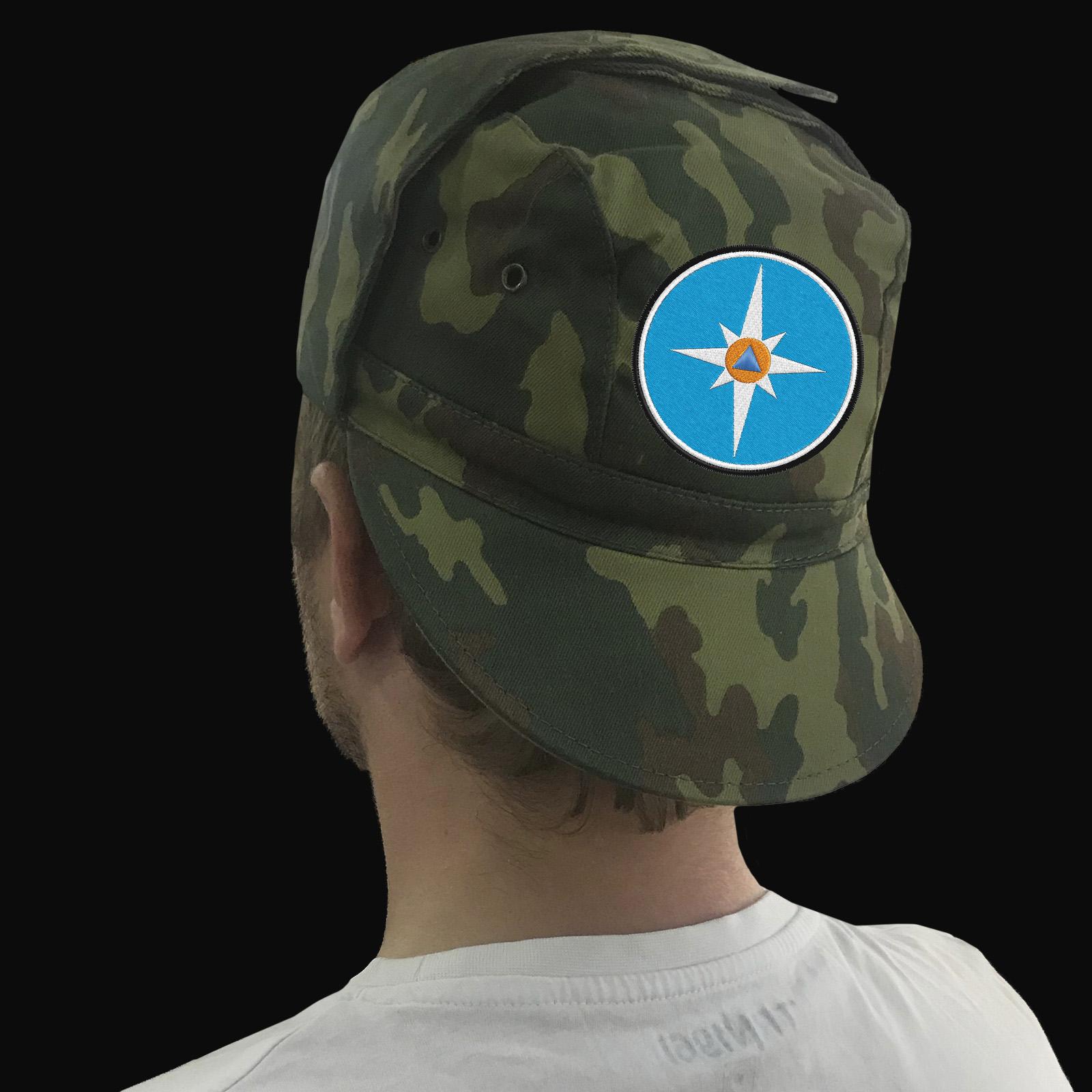 Купить в интернет магазине кепку с символикой МЧС