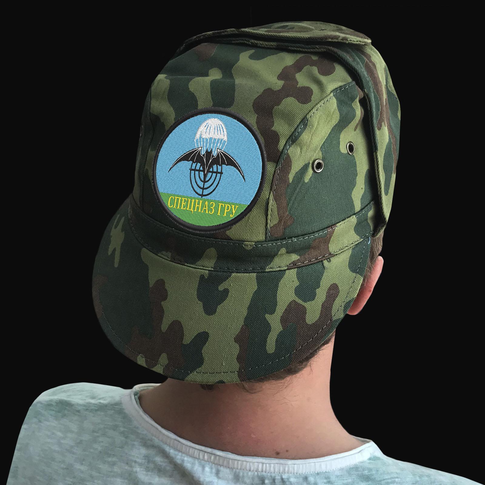 Продажа товаров в дизайне Спецназа ГРУ: форменная одежда, награды, снаряжение