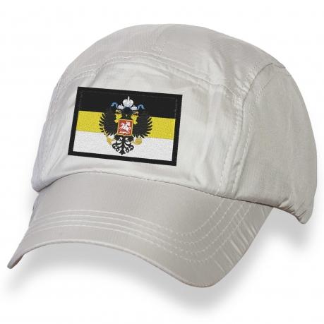 Вышитая кепка с гербом Российской Империи.