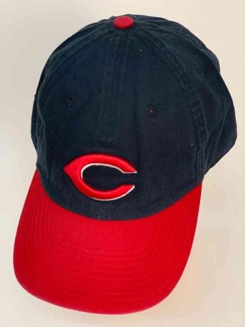 Кепка с логотипом бейсбольной команды Cincinnati Reds