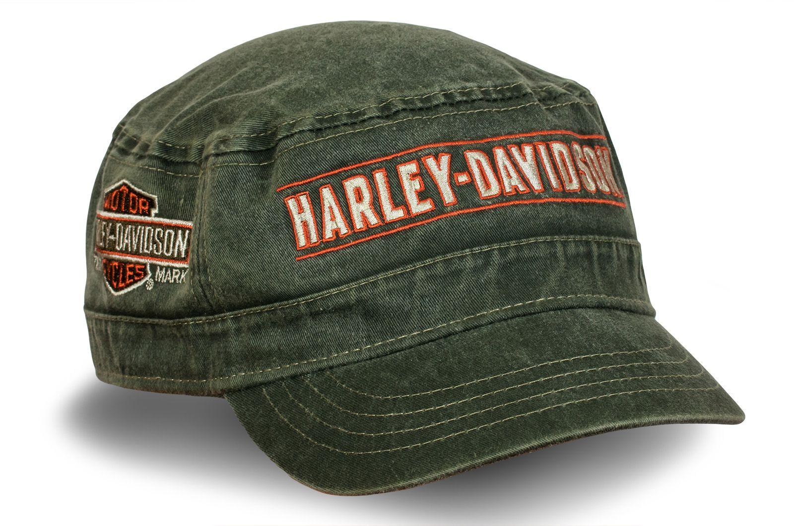 Кепка с логотипом Harley-Davidson - купить оптом