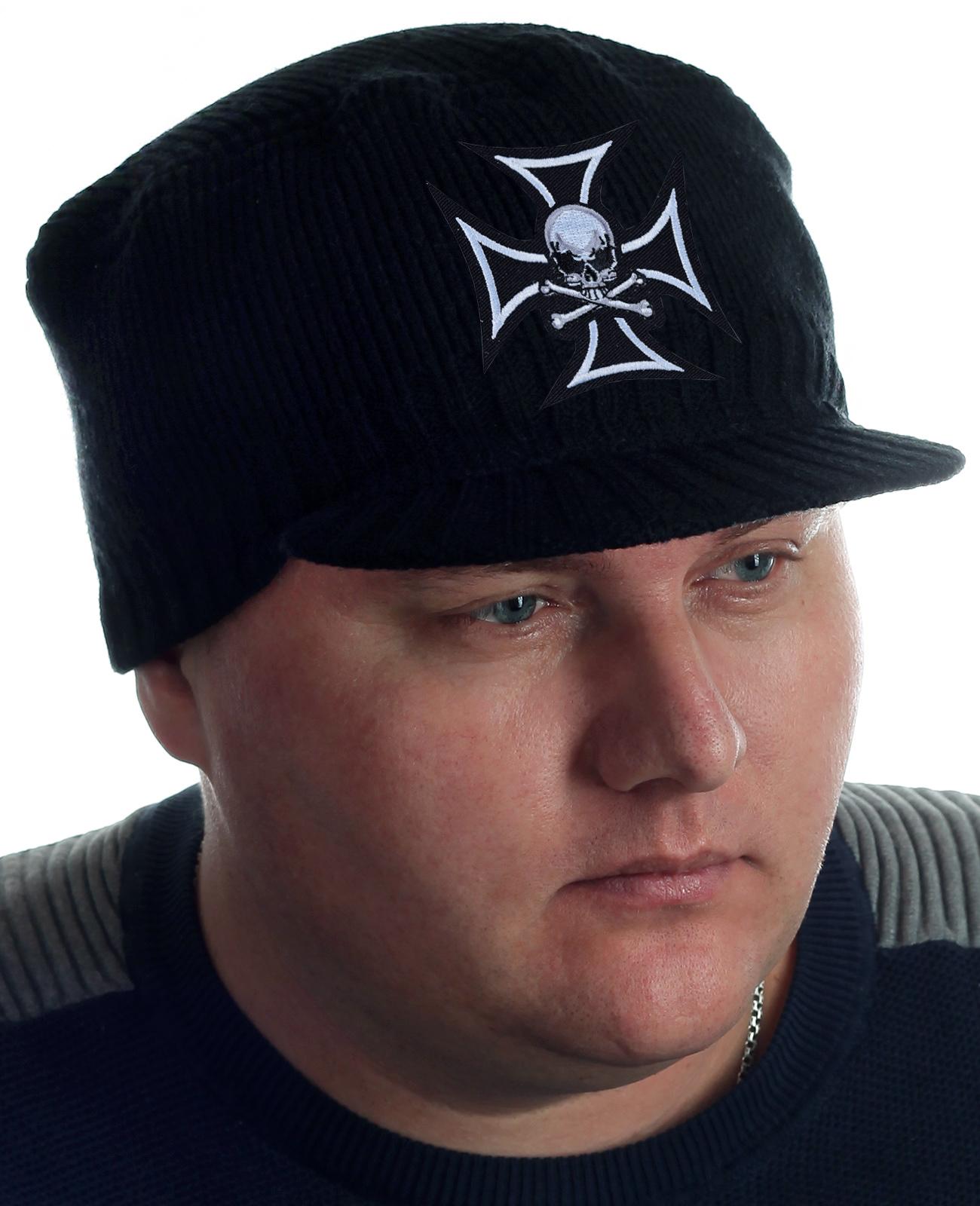 Большой выбор фирменных шапок для мужчин в интернет магазине Военпро
