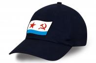 Кепка с оригинальным принтом ВМФ СССР - купить выгодно