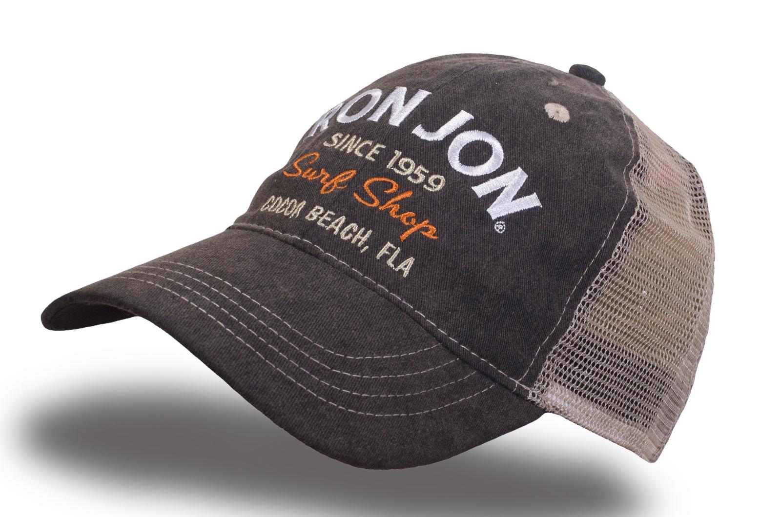 Кепка с сеткой Ron Jon - купить в интернет-магазине с доставкой