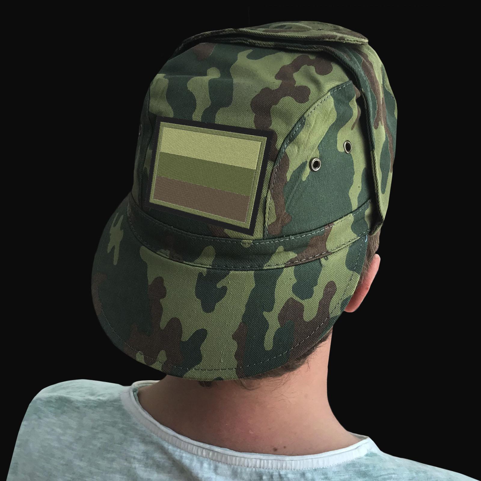 Купить в интернет магазине патриотическую кепку с флагом РФ