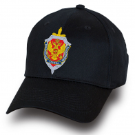 Кепка с символикой ФСБ