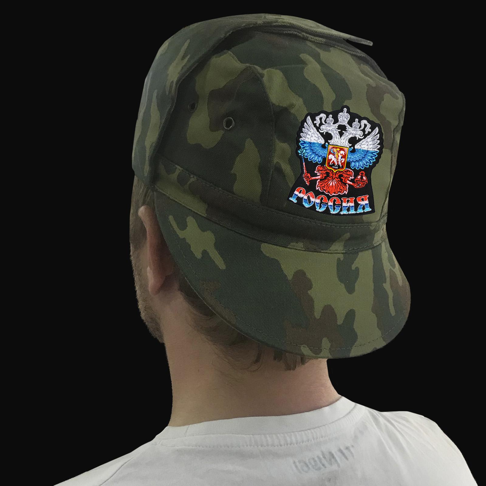Купить кепку с Гербом России