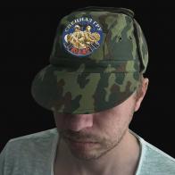 Тактическая кепка с ушками Спецназ ГРУ 70 лет
