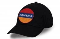 Кепка с вышитым армянским флагом