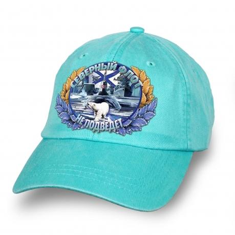 """Кепка """"Северный флот не подведет"""" - купить онлайн"""
