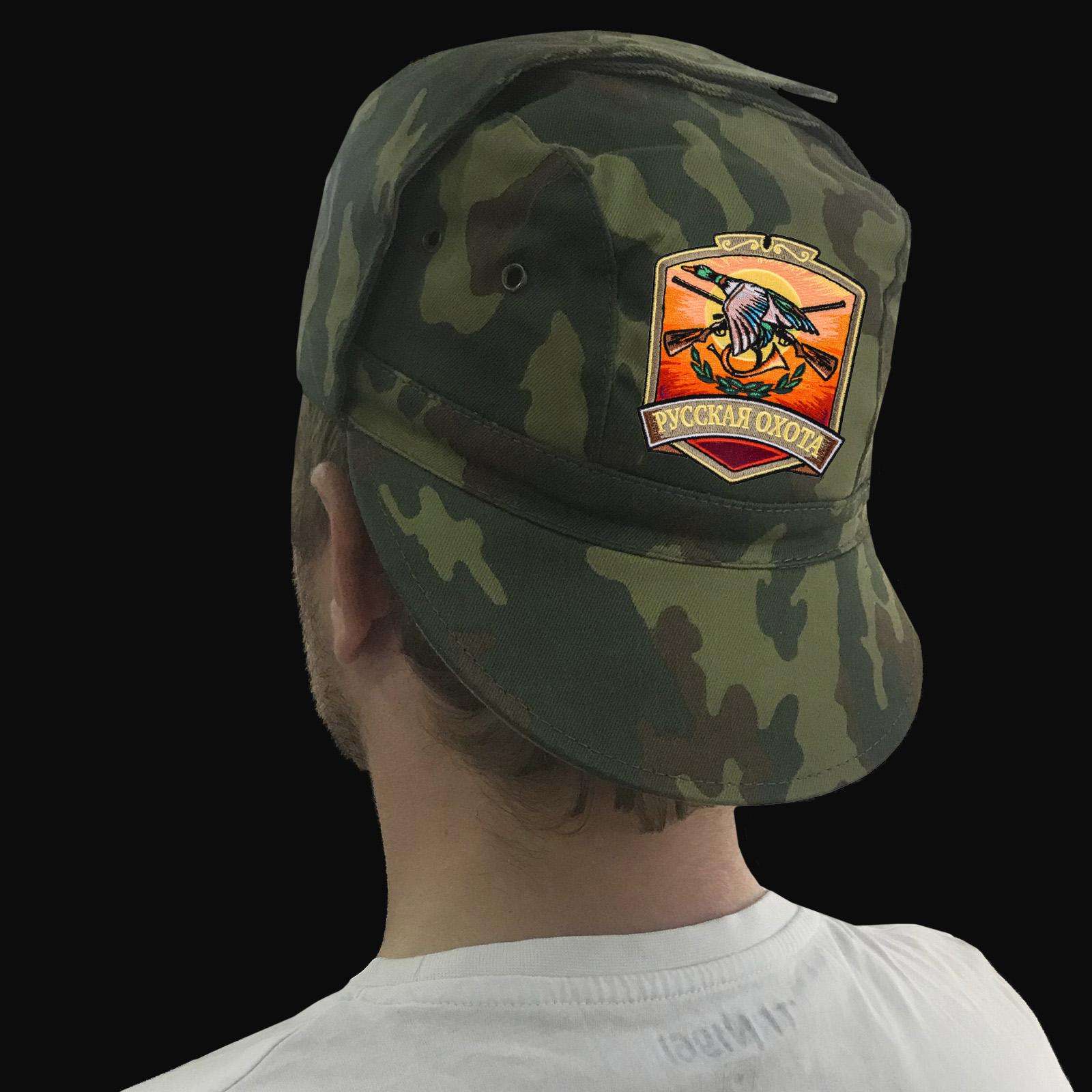 Купить в интернет магазине кепку для охоты
