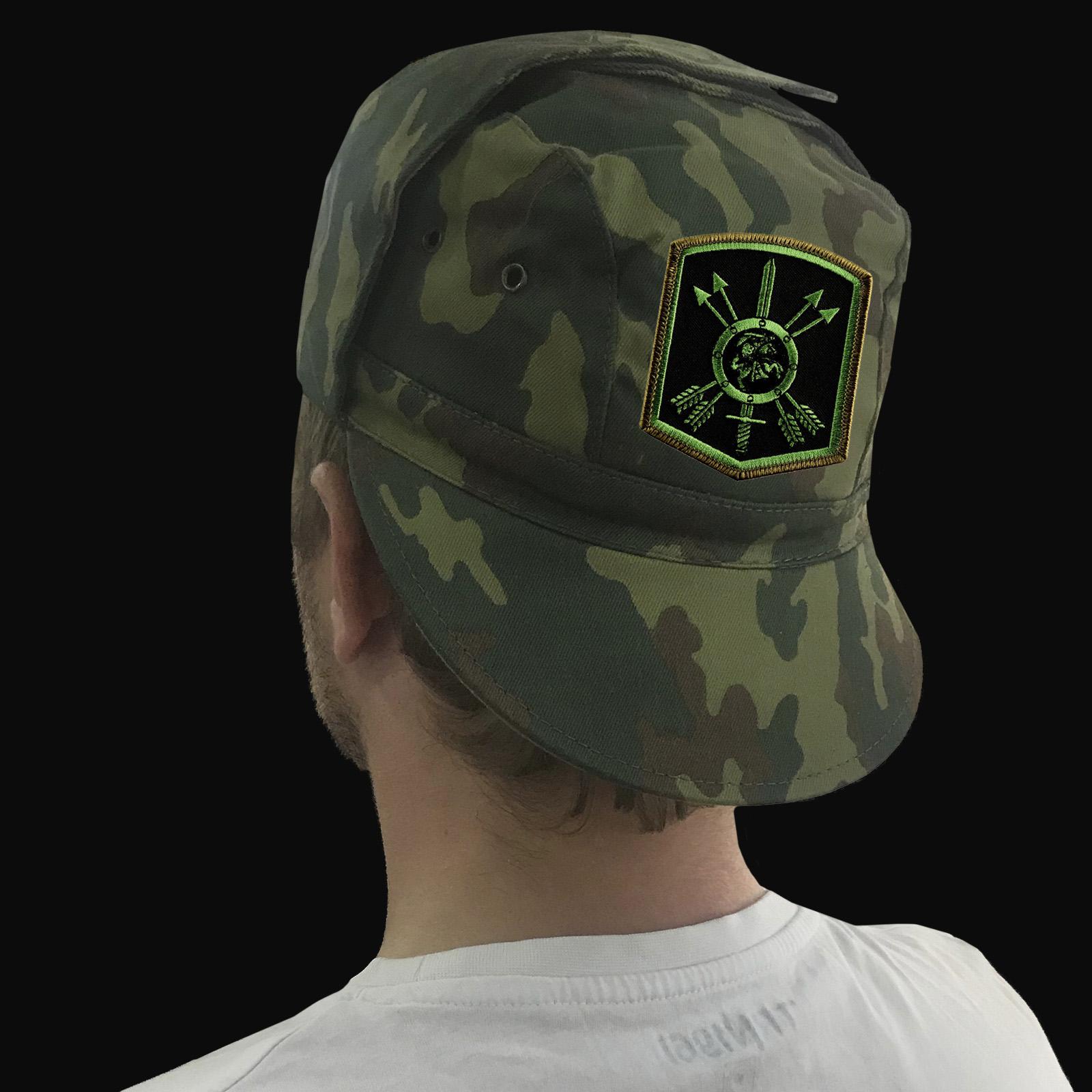 Продажа кепок и других товаров с символикой РВСН